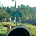 Photo taken at Alma, Ga by Legendary on 8/26/2014