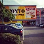 photo taken at sconto m bel sofort by dietrich b on 8 23 2013. Black Bedroom Furniture Sets. Home Design Ideas
