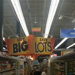 Photo taken at Big Lots by Shadrick A. on 3/2/2013