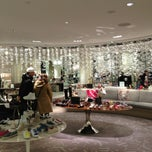 Photo taken at Saks Fifth Avenue-Shoe by Bill O. on 1/25/2013