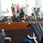 Photo taken at TARC Gym by Jolynn C. on 4/15/2013
