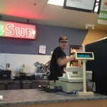 Photo taken at Quiznos by James G. on 7/26/2013