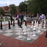 Photo taken at Ellis Square by Danyel H. on 4/21/2013