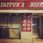 Photo taken at Tayfun's Bistro by Philipp on 1/13/2013