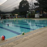 Photo taken at Village East Private Pool by Loren M. on 2/9/2013