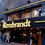 Photo taken at Pathé Rembrandt Utrecht by Teejo R. on 8/10/2013