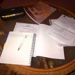 Photo taken at Study 'Room of exam studying' by Shoug A. on 11/23/2012
