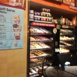 Photo taken at Dunkin Donuts by Misty P. on 11/24/2012