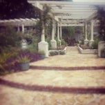 Photo taken at Chandor Gardens by Tony C. on 6/9/2014