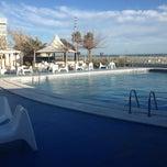 Photo taken at Casanovas Beach Club by Sonia S. on 3/10/2013