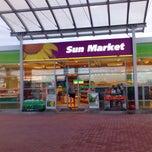 Photo taken at Sun Market by Сергей С. on 7/12/2014