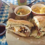 Photo taken at Dickey's Barbecue Pit by 💀Charlie🇺🇸 B. on 6/1/2013