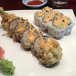 Photo taken at Sushi On The Rocks by Aderonke A. on 3/22/2013