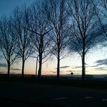 Photo taken at Oosterhout by Mechteld v. on 12/29/2012