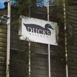 Photo taken at Duck's Cosmic Kitchen by Lamar B. on 10/29/2014