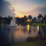 Photo taken at Boca Country Club by John S. on 10/21/2013
