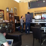 Photo taken at Espresso Elegance by Alon S. on 4/22/2013