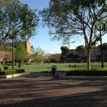 Photo taken at McCarthy Quad by Shubham G. on 4/9/2013