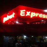 Photo taken at Beirut Express Edgware Rd by Nishit K. on 10/16/2012