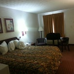 Photo taken at Atlanta Days Inn Douglasville / Fairburn Road by Jason S. on 5/17/2013