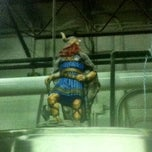Photo taken at Alley Kat Brewing Company by Alexandria W. on 6/8/2013