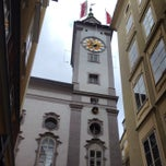 Photo taken at Altes Rathaus by Marc G. on 9/3/2014