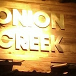 Photo taken at Onion Creek Coffee House by Sam C. on 7/18/2013
