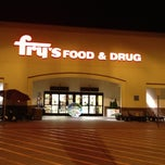 Photo taken at Fry's Food and Drug by Jude M. on 3/18/2013