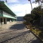 Photo taken at Esc. Sec. Técnica No. 1 (ETI) by Carlos R. on 2/27/2013