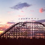 Photo taken at Silverwood Theme Park by Jane H. on 8/6/2013