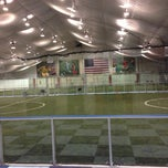 Photo taken at Fairfax Sportsplex by Chris M. on 5/13/2013