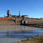 Photo taken at Kronborg Slot by Christopher W. on 3/6/2013