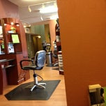 Photo taken at Hair Experts Salon & Spa by Bradford H. on 5/21/2013