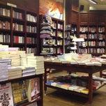 Photo taken at Diwan Bookstore   مكتبة ديوان by Duna دُنى on 1/20/2013