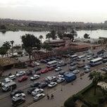Photo taken at Corniche El Maadi | كورنيش المعادى by Duna دُنى on 1/28/2013