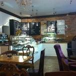Photo taken at Café Libertad by Lilian G. on 12/11/2013