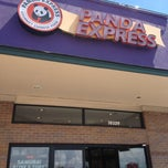 Photo taken at Panda Express by Mike W. on 8/4/2013