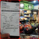 Photo taken at Bowling La Casona by xXG4Xx on 9/4/2014
