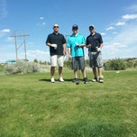 Photo taken at Pinon Hills Golf Course - PRCA by Peter S. on 5/4/2013
