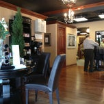 Photo taken at Don Stella Salon by Court P. on 5/2/2013