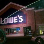 Photo taken at Lowe's Home Improvement by Chino N. on 4/8/2013