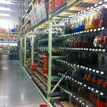 Photo taken at The Home Depot by Héctor V. on 1/4/2013
