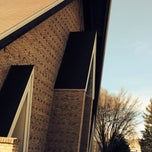 Photo taken at Reisterstown United Methodist Church by Christopher A. on 3/1/2014