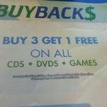 Photo taken at Buybacks Entertainment by Jan R. on 12/18/2013