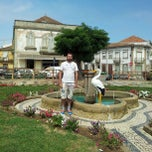 Photo taken at Figueira de Castelo Rodrigo by Fran S. on 8/23/2013