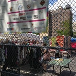 Photo taken at Columbus Ave Flea Market by Marc S. on 5/12/2013