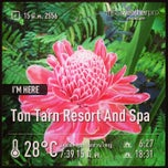 Photo taken at Ton Tarn Resort And Spa by Auan W. on 3/15/2013