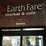 Photo taken at Earth Fare by Nat A. on 1/7/2014