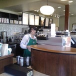 Photo taken at Starbucks by Chris D. on 5/7/2013