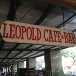 Photo taken at Leopold Café by Eldar S. on 1/29/2013